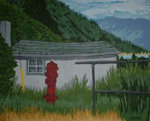 Kootenay Mountain Shack